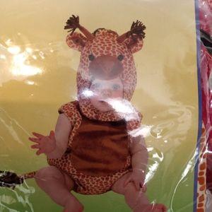 Giraffe Halloween costume(2 for 6)